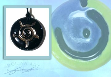 Introductory Offer Stoneware Pendants